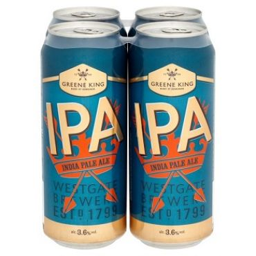 Greene King IPA 50BO
