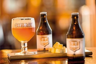 Chimay Blonde Triple 33 et 75C