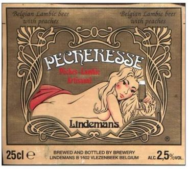 Lindemans Pecheresse 25C