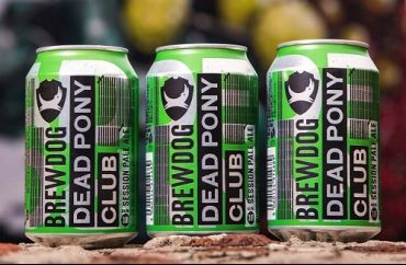Brewdog Dead Pony Club Pale Ale 33BO