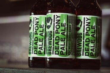 Brewdog Dead Pony Club Pale Ale 33P
