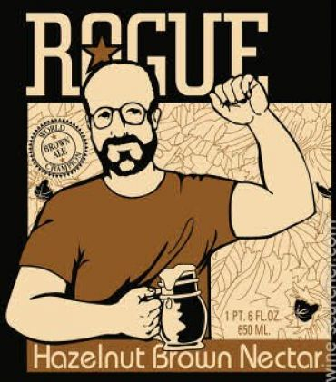 Rogue Hazelnut Brown Ale 35P