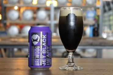 Brewdog Jet Black Heart 33P