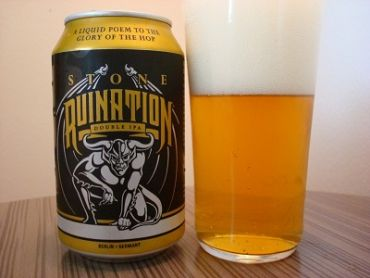 Stone Ruination Double IPA 33BO