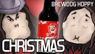 Brewdog Hoppy Christmas Blonde 33P