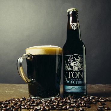 Stone Coffee Milk Stout 35P
