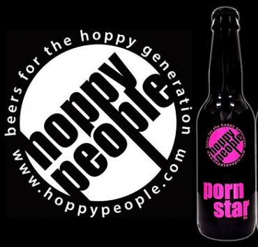 Hoppy People Sierre Porn Star IPA 33P
