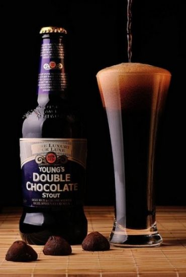 Young's Double Chocolate Stout 50P