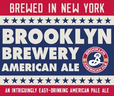 Brooklyn American Ale 35P