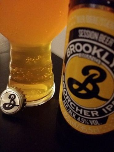 Brooklyn Scorcher IPA 33P