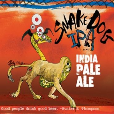 Flying Dog Snake Dog IPA 35P
