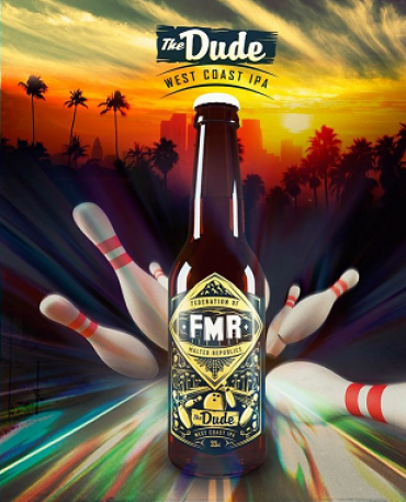 FMR Rolle The Dude IPA 33P