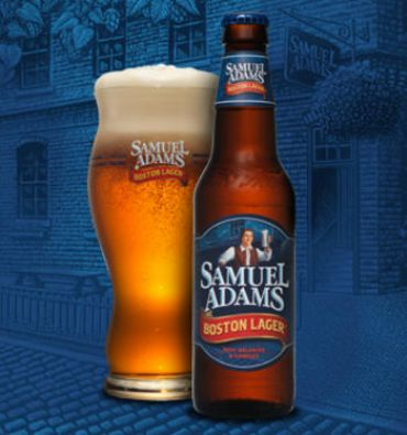 Samuel Adams Boston Lager 35P