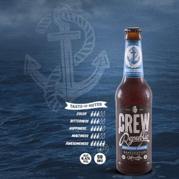 Crew Republic Drunken Sailor IPA 33P