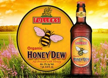 Fuller's Honey Dew 50P