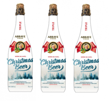 Abbaye d'Aulne Christmas Beer Ambrée 75P