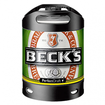 Beck's Perfect Draft 6L