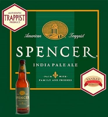 Spencer Trappist IPA 35P