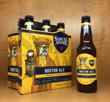 Samuel Adams Boston Ale 35P
