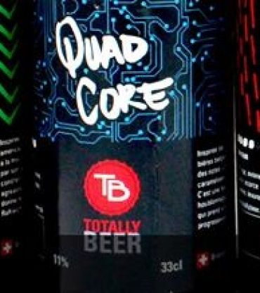 Totally Beer Gland Quad Core 33p