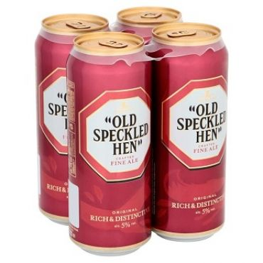 Old Speckled Hen 50BO
