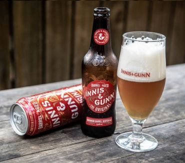 Innis & Gunn Original Bourbon OAK 33P