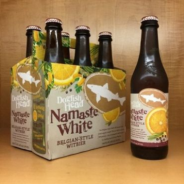Dogfish Head Namaste White 35P