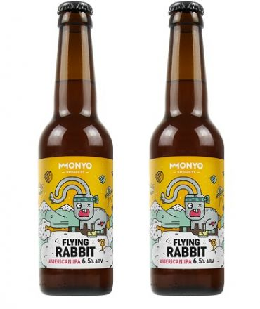 Monyo Flying Rabbit IPA 33P