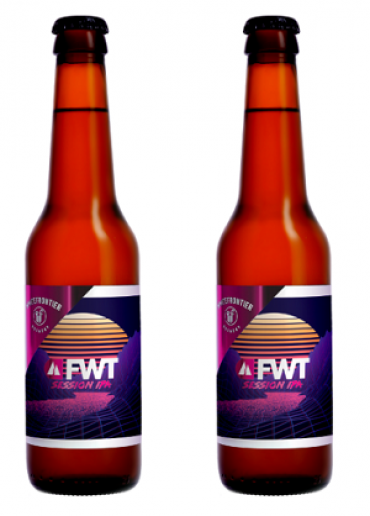 White Frontier FWT Session IPA 33P