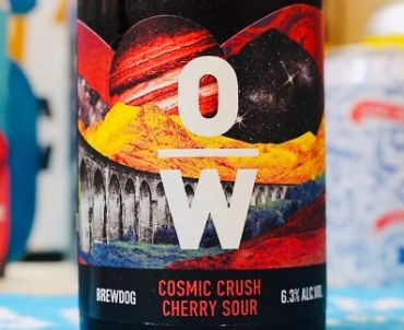 Brewdog Cosmic Crush Cherry 50P
