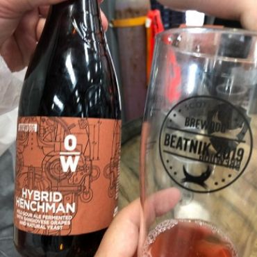 Brewdog Hybrid Henchman 50P