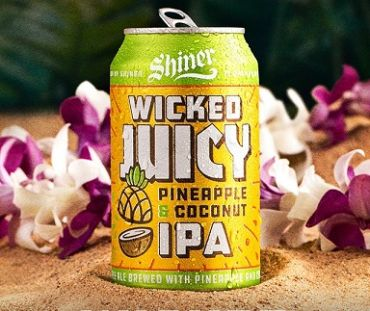 Shiner Pineapple Coconut IPA 35BO