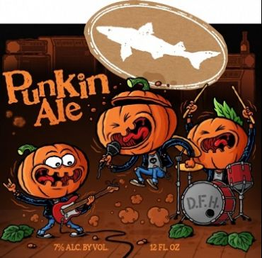 Dogfish Head Punkin Ale 35P
