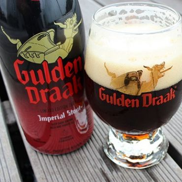 Gulden Draak Imperial Stout 33C
