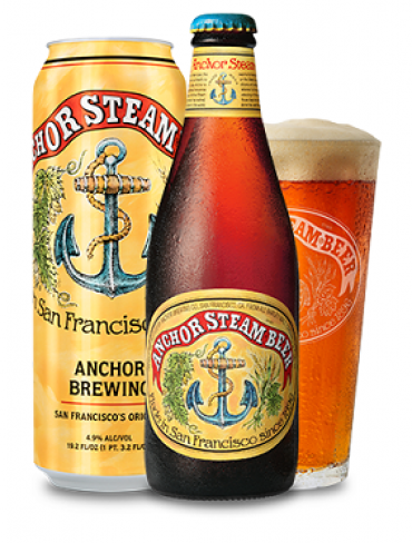 Anchor Steam Beer 35P