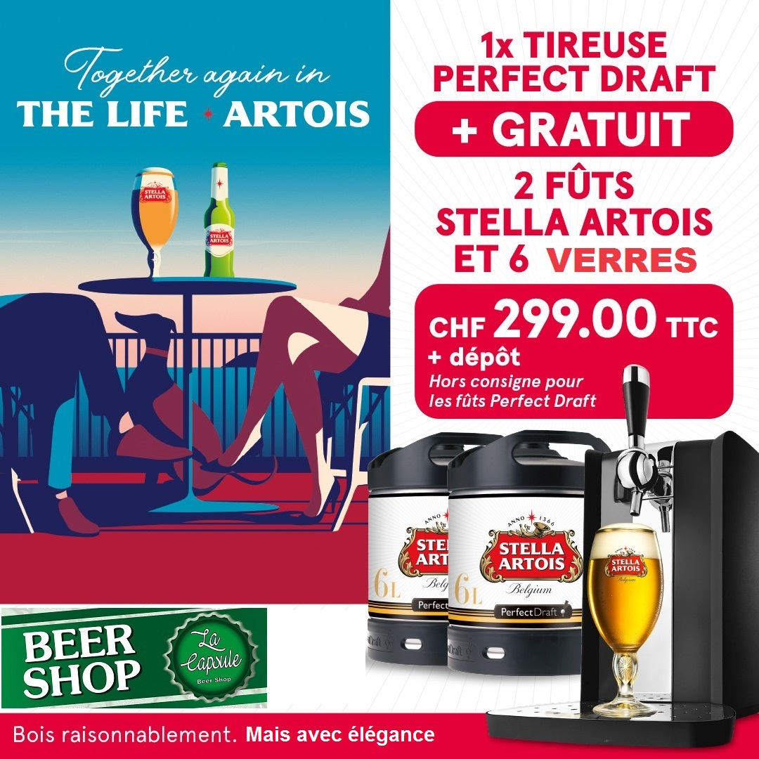 Promo Tireuse Perfect Draft Philips