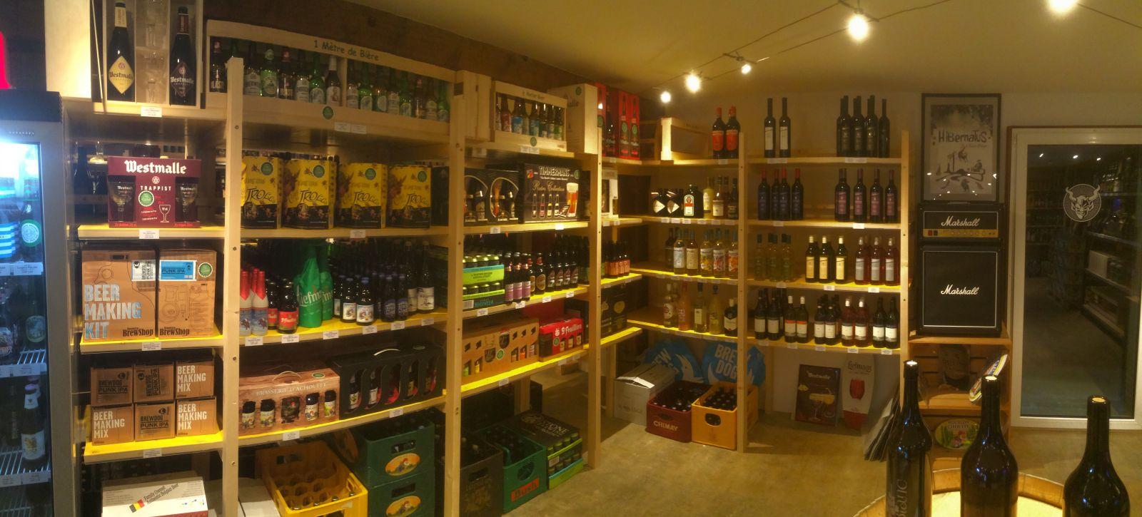 la capsule beer shop gland magasin de bi re fournisseur boissons. Black Bedroom Furniture Sets. Home Design Ideas